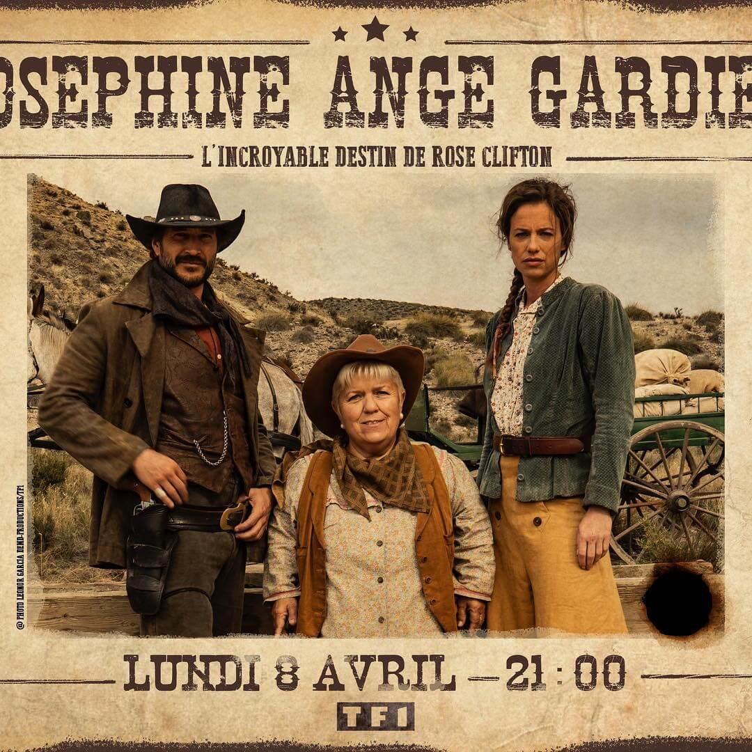 00-AFFICHE. 2019. JOSEPHINE ANGE GARDIEN WESTERN 1880