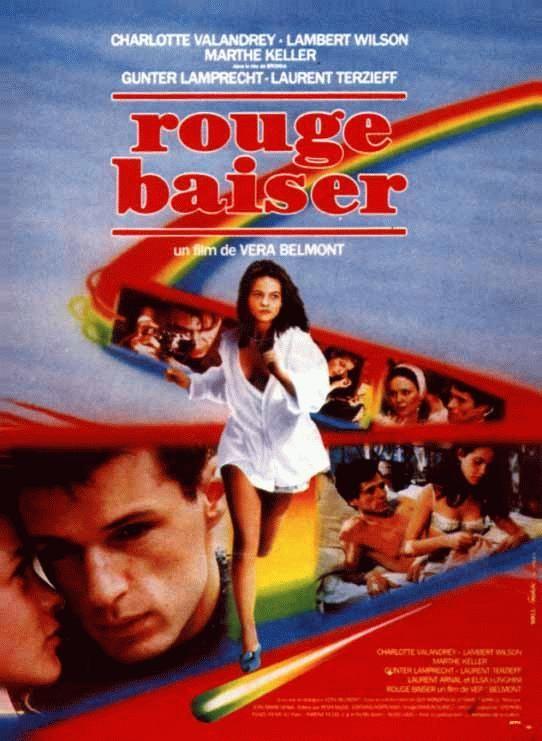 1986.ROUGE BAISER.Vera Belmond (1)