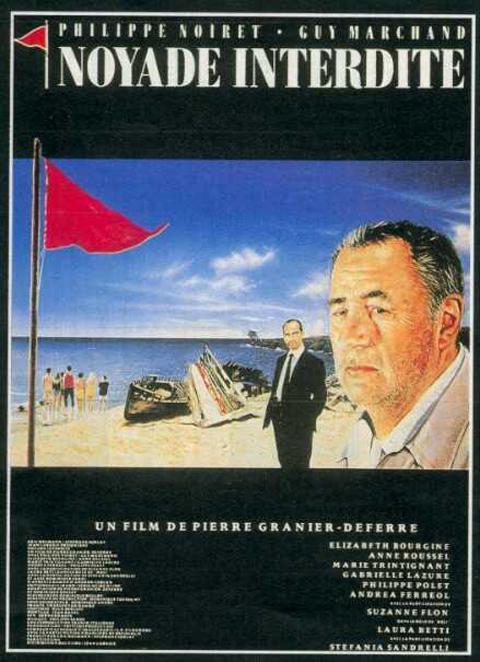 1987.NOYADE INTERDITE.Pierre Granier-Deferre (1)