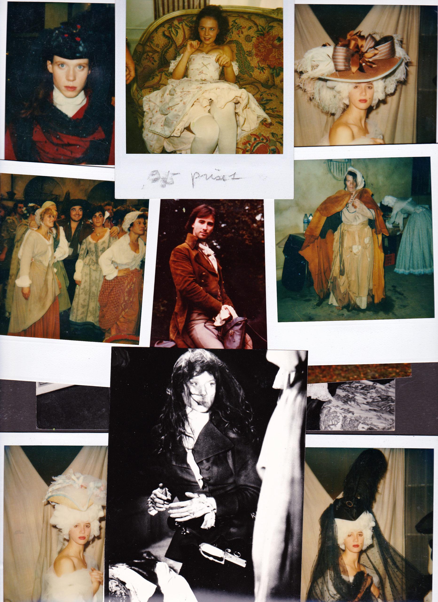 1988.THEROIGNE DE MERICOURT.Miguel Courtois. (XVIII° ) (3)
