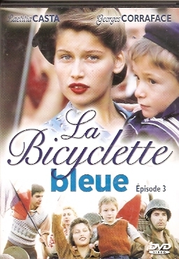 1999.LA BICYCLETTE BEUE.Thierry Binisti.(1959)