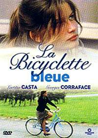 1999.LA BICYCLETTE BEUE.Thierry Binisti.(1960)