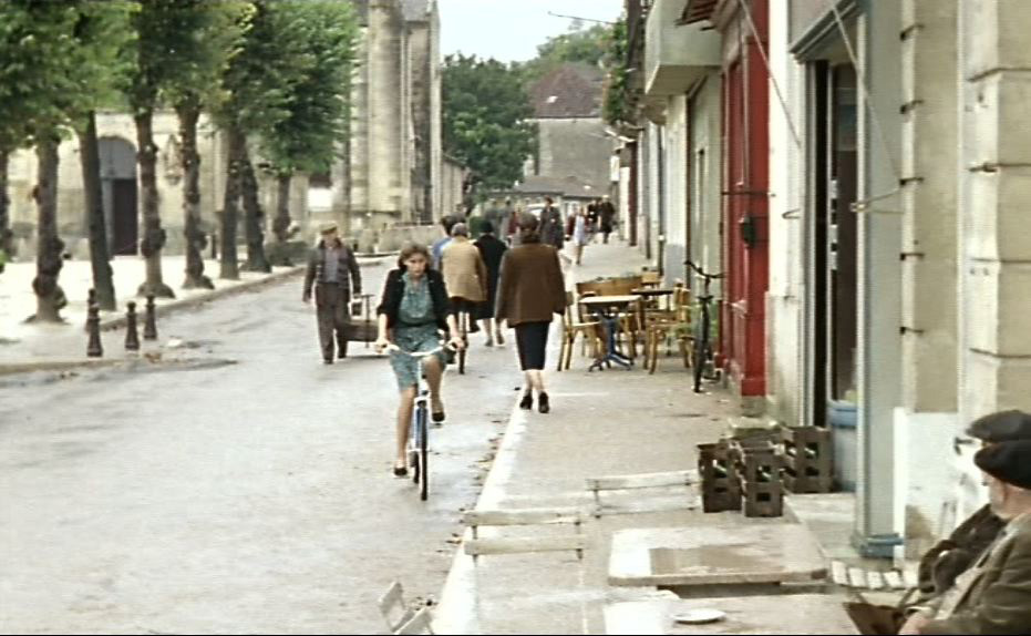 1999.LA BICYCLETTE BEUE.Thierry Binisti.(1965)