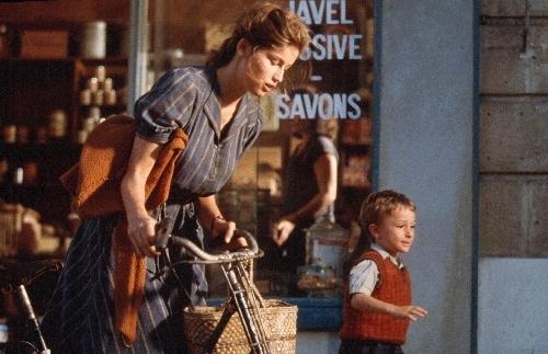1999.LA BICYCLETTE BEUE.Thierry Binisti.(1975)