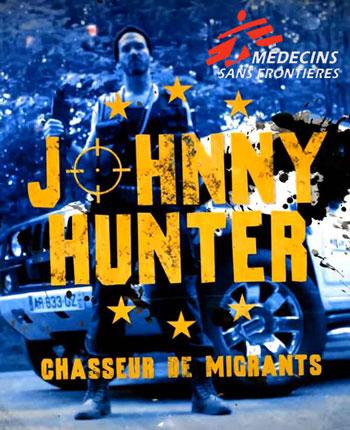 00-.AFFICHE JOHNNY HUNTER