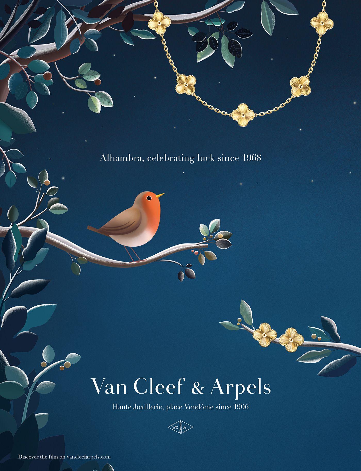 Van Cleef & Arpels Anniversary