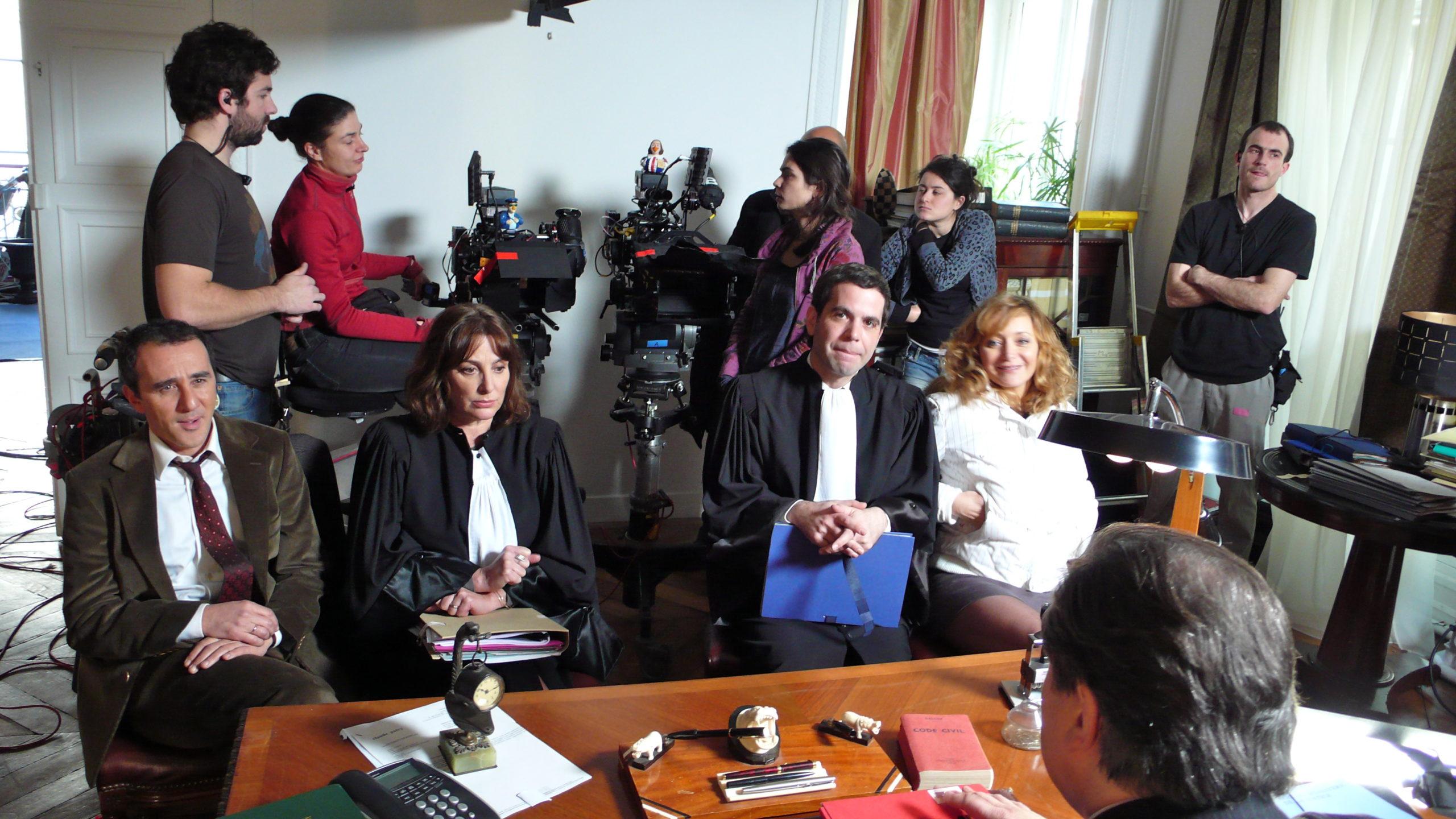 2010.UN DIVORCE DE CHIEN.Lorraine Levy (4)